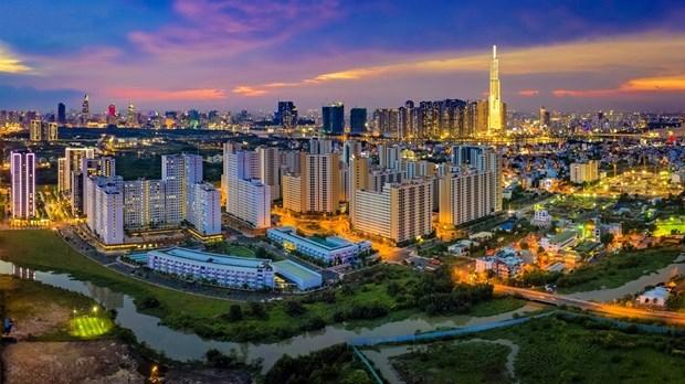 Ciudad Ho Chi Minh entre 10 destinos mas atractivos para inversores inmobiliarios hinh anh 1