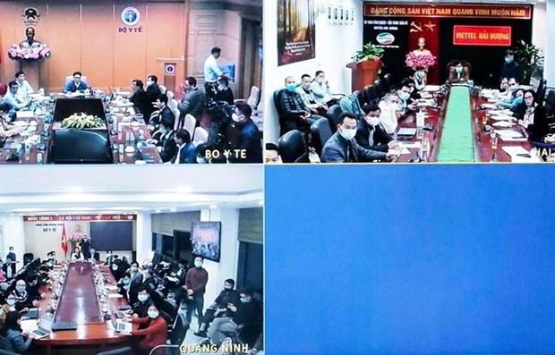 Vietnam extrema medidas despues de deteccion de dos nuevos casos del contagio local hinh anh 2