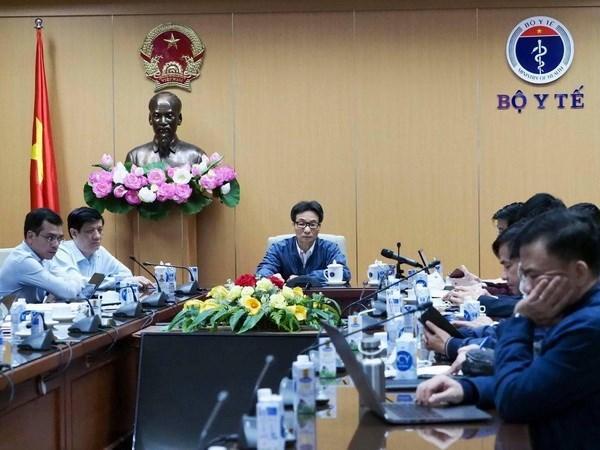 Vietnam extrema medidas despues de deteccion de dos nuevos casos del contagio local hinh anh 1