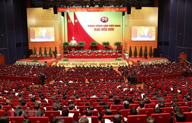 Amigos internacionales envian mensaje de solidaridad a Vietnam hinh anh 1