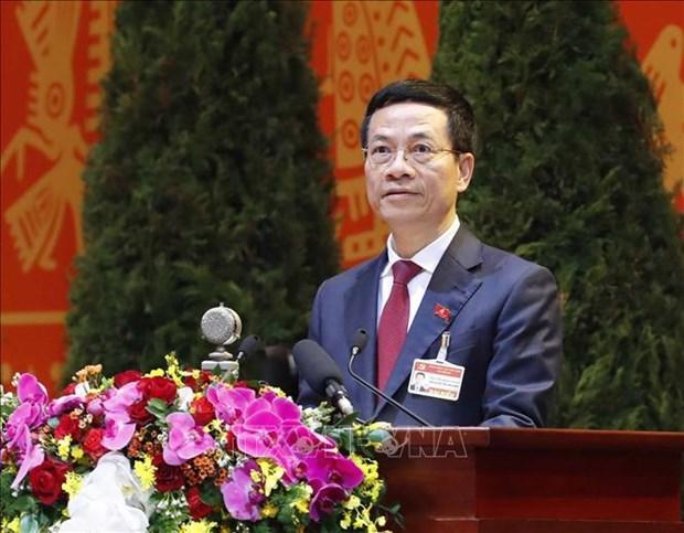 Transformacion digital debe ser prioridad de Vietnam, afirma ministro hinh anh 1