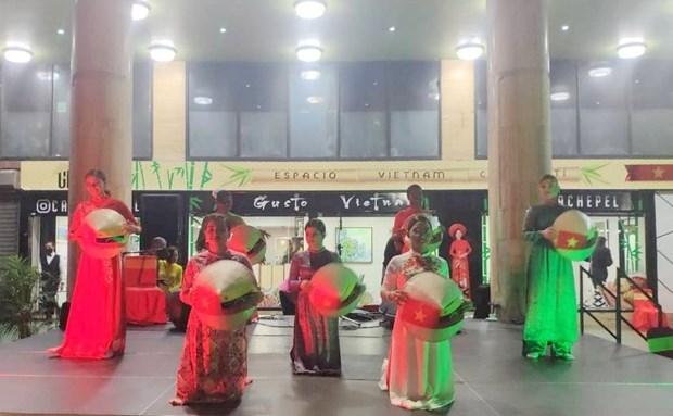 Vietnamitas en Venezuela celebran encuentro por Ano Nuevo Lunar hinh anh 1