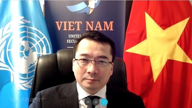 Resalta Vietnam labores de diplomacia preventiva de ONU en Asia Central hinh anh 1