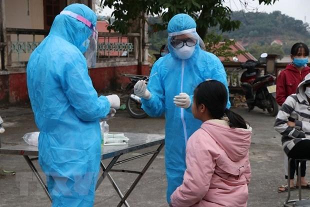 Unidas localidades de Vietnam en lucha contra el COVID-19 hinh anh 1