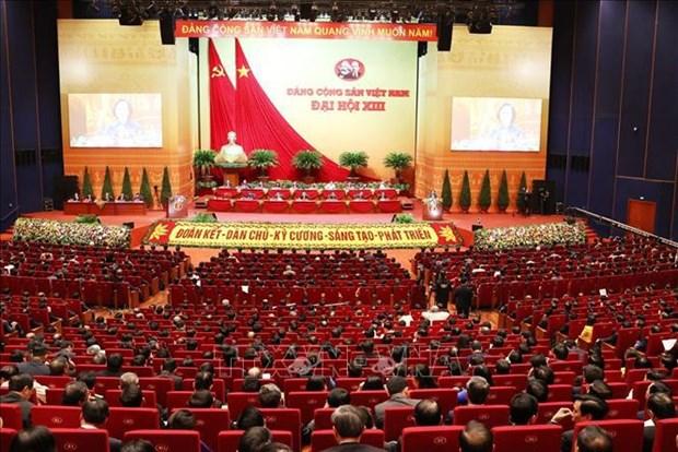 The Diplomatic Society: Pueblo esta en centro del exito de desarrollo de Vietnam hinh anh 1