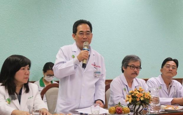 Vietnam realiza con exito primer autotrasplante de celulas madre en bebe de 32 meses hinh anh 1