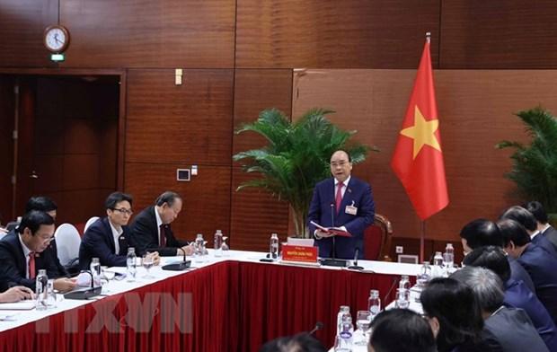 Insta premier de Vietnam a erradicar brotes de COVID-19 antes del Ano Nuevo Lunar hinh anh 2