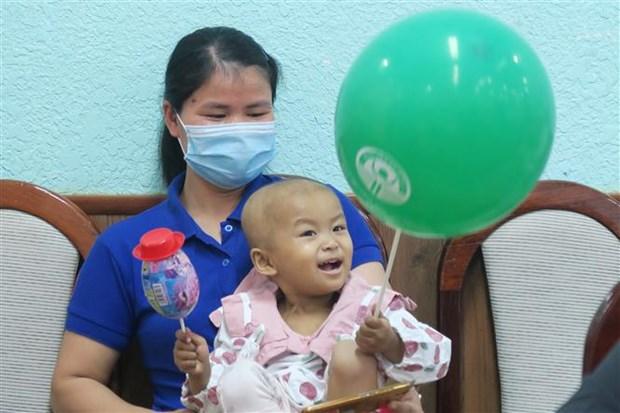 Vietnam realiza con exito primer autotrasplante de celulas madre en bebe de 32 meses hinh anh 2
