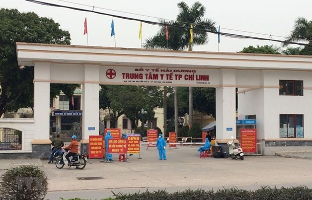 Vietnam reporta otros 34 casos nuevos del COVID-19 hinh anh 1