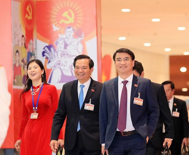 Envian partidos politicos y amigos internacionales felicitaciones al XIII Congreso Nacional del PCV hinh anh 1