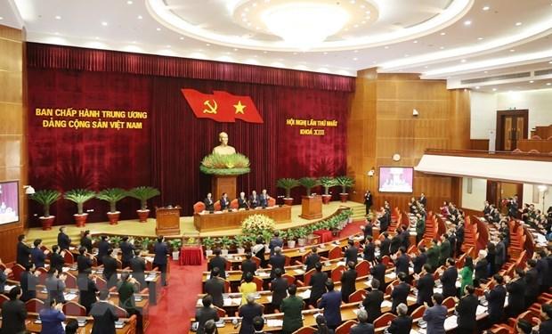 Nguyen Phu Trong reelegido como secretario general del Partido Comunista de Vietnam hinh anh 3