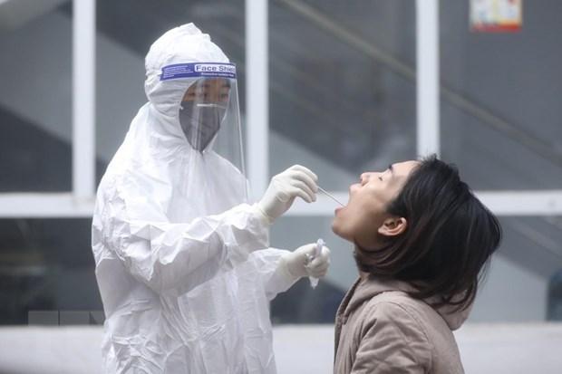 Detectan en Vietnam primer caso de nueva cepa de coronavirus procedente de Sudafrica hinh anh 1