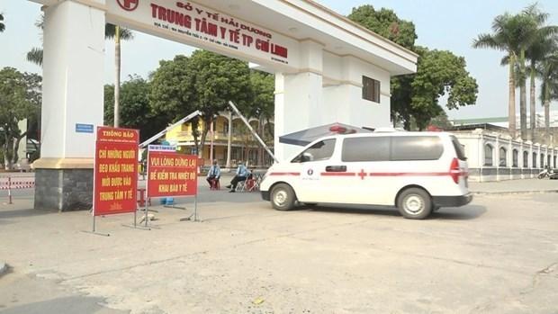COVID-19: Otros 14 contagiados de transmision local en Vietnam hinh anh 1