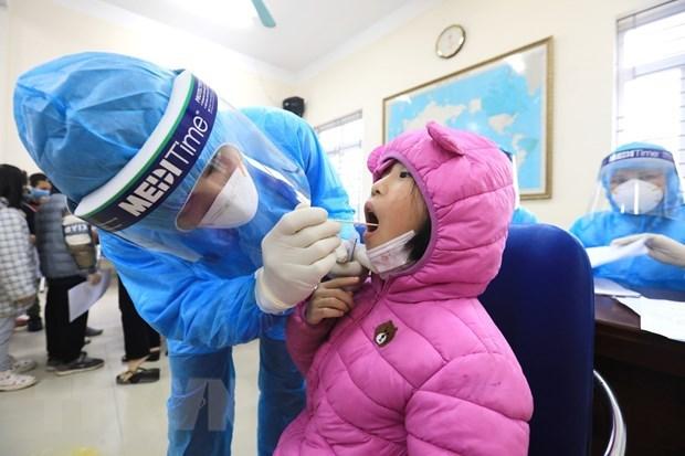 Reporta Vietnam 36 nuevos casos de COVID-19, entre ellos 17 locales hinh anh 1