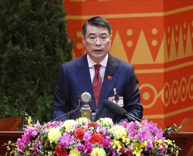 Resolucion del XIII Congreso Nacional del Partido Comunista de Vietnam, por un pais prospero hinh anh 1