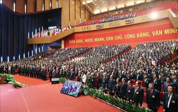 Resolucion del XIII Congreso Nacional del Partido Comunista de Vietnam, por un pais prospero hinh anh 2
