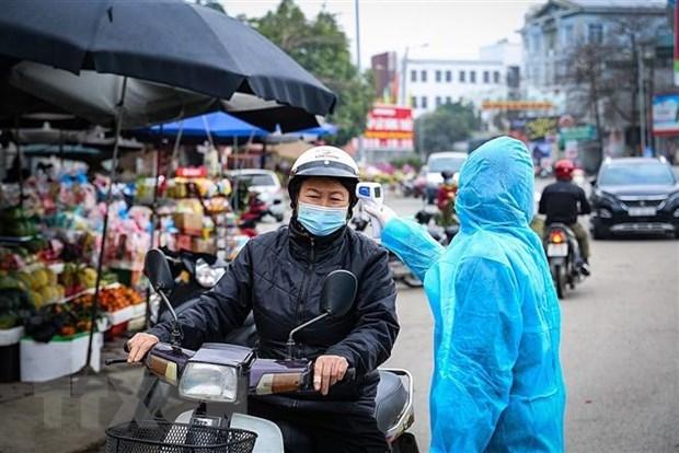 Reporta Vietnam 30 nuevos casos locales de COVID-19 y un importado hinh anh 1