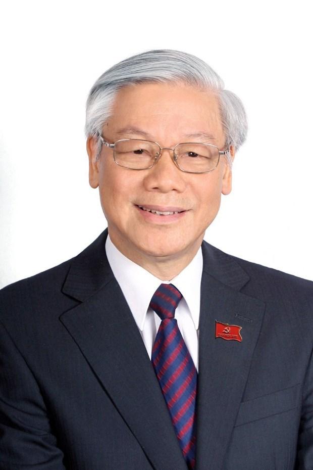 Biografia resumida de Nguyen Phu Trong, secretario general del Partido Comunista de Vietnam hinh anh 1