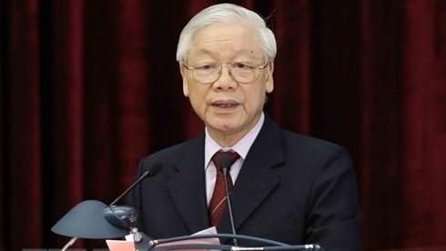 Biografia resumida de Nguyen Phu Trong, secretario general del Partido Comunista de Vietnam hinh anh 2