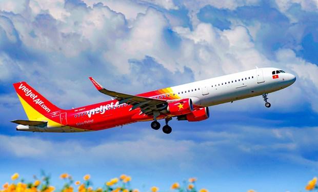 Vietjet Air registra ganancia positiva en 2020 a pesar del COVID-19 hinh anh 1