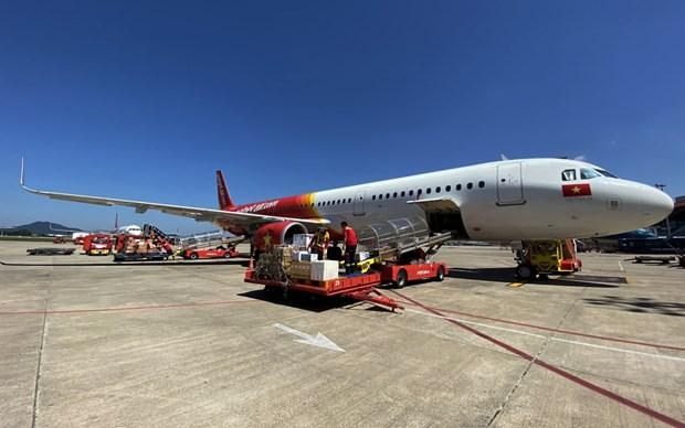 Vietjet Air registra ganancia positiva en 2020 a pesar del COVID-19 hinh anh 3