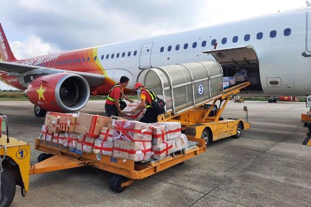 Vietjet Air registra ganancia positiva en 2020 a pesar del COVID-19 hinh anh 4