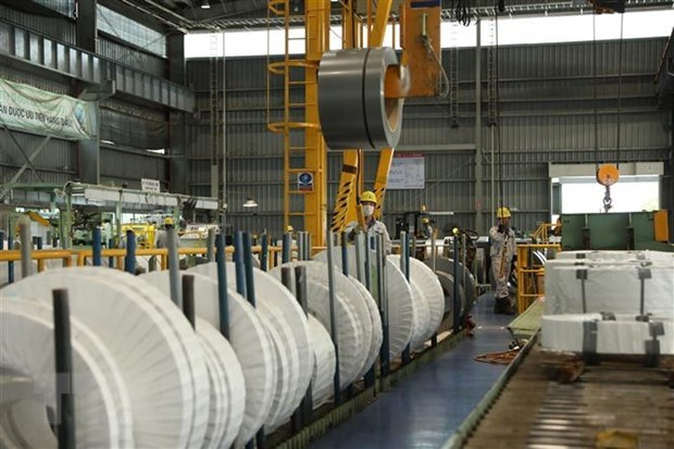 Alcanza Vietnam importantes logros economicos en los ultimos cinco anos hinh anh 1