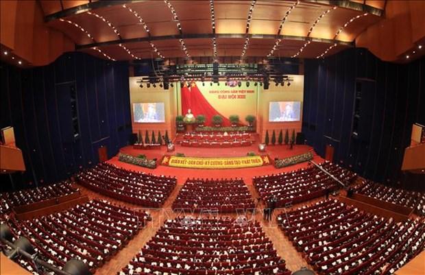 Vietnamitas en Australia aplauden el exito del Congreso Nacional hinh anh 1