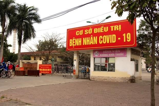 Detectan nueva cepa del coronavirus en casos relativos a brotes en provincias vietnamitas hinh anh 1