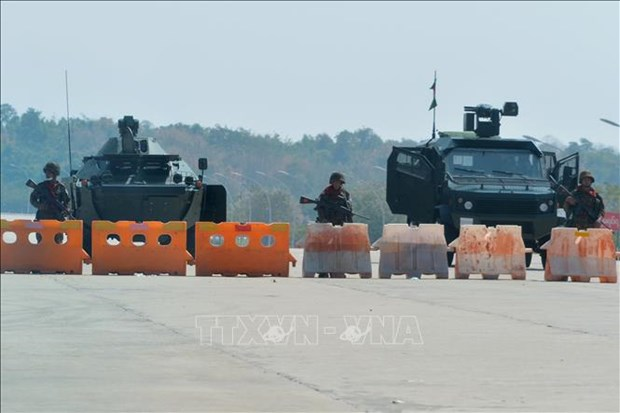 Exigen garantizar proteccion a ciudadanos vietnamitas en Myanmar en casos necesarios hinh anh 1