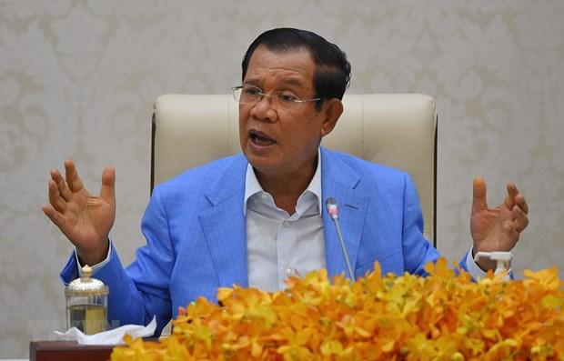 Economia de Camboya podria crecer cuatro por ciento en 2021 hinh anh 1