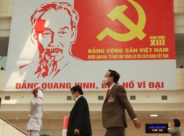 Partido Comunista de Italia aprecia exito del XIII Congreso partidista de Vietnam hinh anh 1