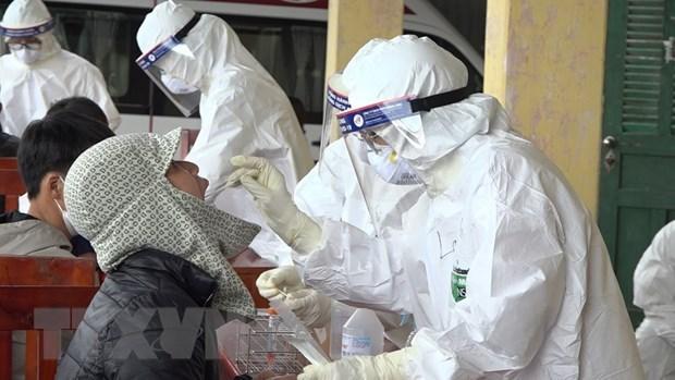 Vietnam detecta otros nueve casos de COVID-19 en ultimas 12 horas hinh anh 1