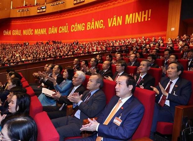 Medio argentino resalta exito del XIII Congreso partidista de Vietnam hinh anh 1