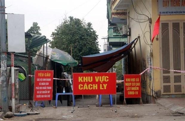 Provincia vietnamita de Quang Ninh aplica bloqueo en distintas areas hinh anh 1