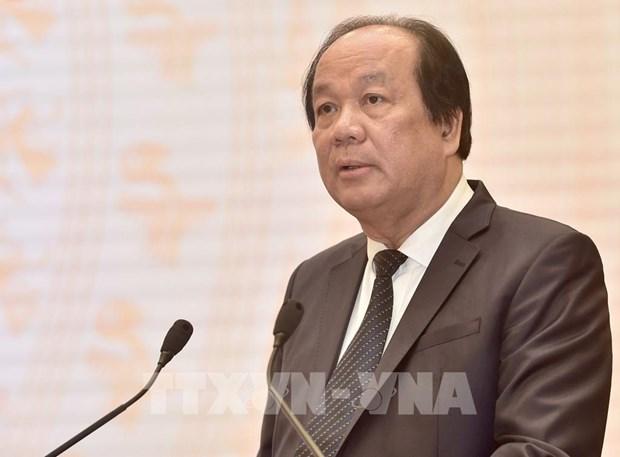 Primer ministro vietnamita pide control mas estricto contra el COVID-19 hinh anh 1