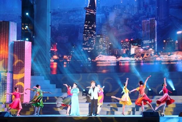 Celebra Vietnam multiples programas por aniversario 91 del Partido Comunista hinh anh 1