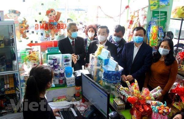Hanoi suspende celebracion de fiestas y eventos masivos hinh anh 1