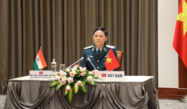 Participa Vietnam en Conferencia de Jefes de Fuerzas Aereas del Indo-Pacifico hinh anh 1