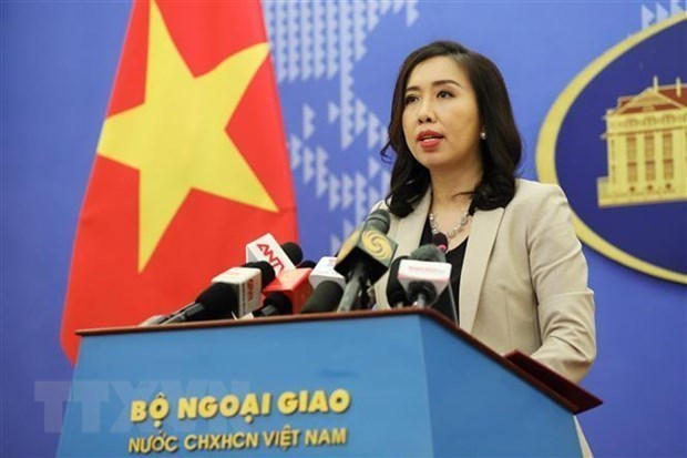 Vietnam insta a otros paises a respetar su soberania sobre el Mar del Este hinh anh 1
