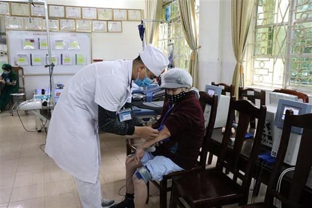 Alcanza Vietnam resultados notables en la cobertura universal de la salud hinh anh 1