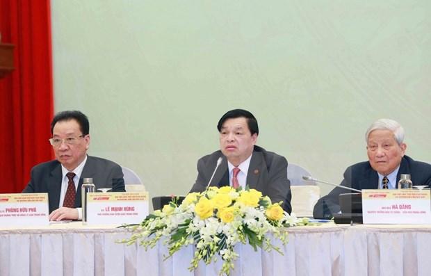 Destacan resultados sobresalientes del XIII Congreso Nacional del Partido Comunista de Vietnam hinh anh 1