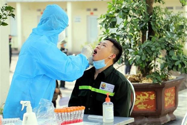 Ofrecen a Quang Ninh asistencia medica para detectar el COVID-19 hinh anh 1