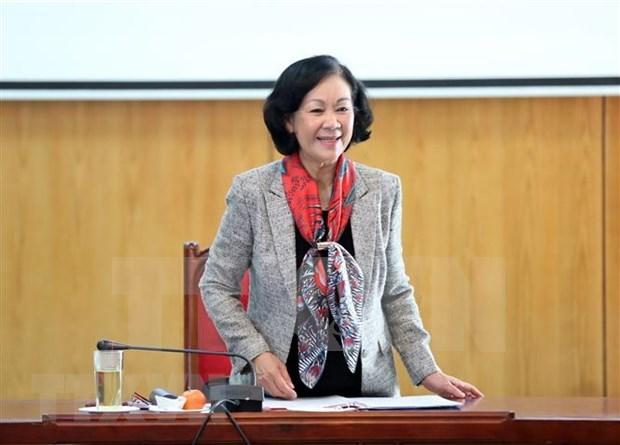 Intensifican actividades solidarias de Vietnam con Cuba hinh anh 1