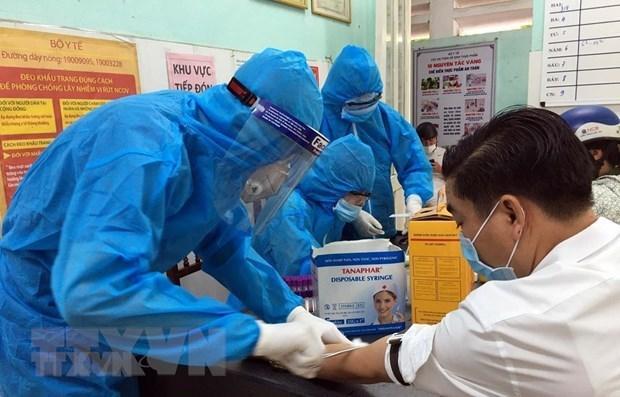 Amanece Vietnam sin nuevos casos del COVID-19 hinh anh 1