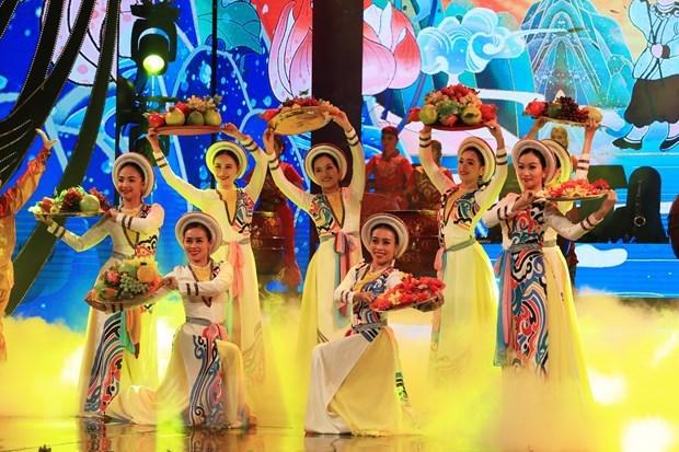 """Programa """"Primavera en la tierra natal"""" conecta a los vietnamitas en ultramar hinh anh 1"""
