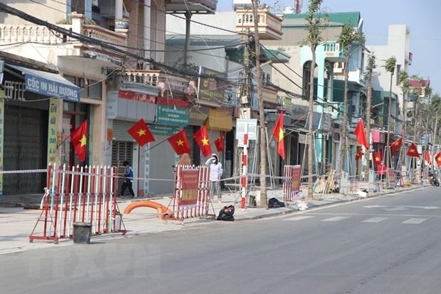 Reporta Vietnam cuatro nuevos casos locales de COVID-19 hinh anh 1