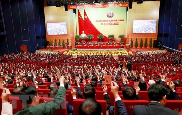 Resalta medio polaco exitos del XIII Congreso Nacional del Partido Comunista de Vietnam hinh anh 1