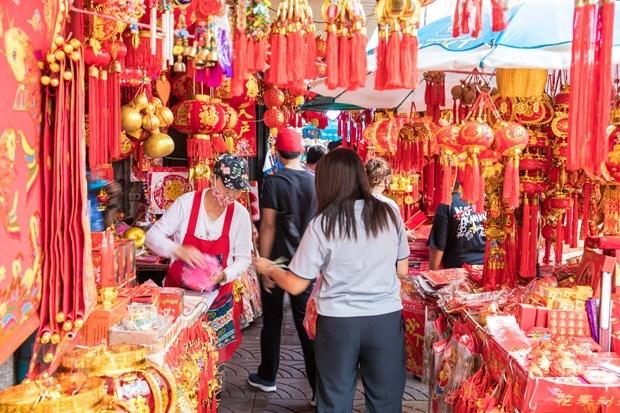 Tailandia advierte sobre el riesgo de propagacion del COVID-19 durante el Ano Nuevo Lunar hinh anh 1