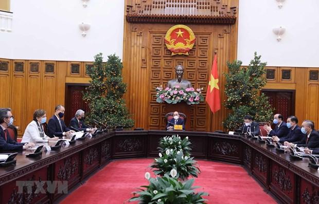 Vietnam aspira a fortalecer relaciones con las organizaciones internacionales hinh anh 1